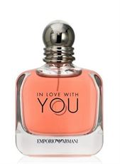 "בושם לאשה אין לאב וויט יו 100 מ""ל א.ד.פ  Giorgio Armani In Love With You 100 ml E.D.P Tester"