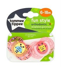Tommee Tippee fun style 6-18m