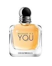 Emporio Armani Because It's You by Giorgio Armani 50 EDP