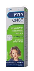 Hedrin Once Gel 100ml