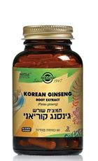 Solgar Korean Ginseng Extract SFp